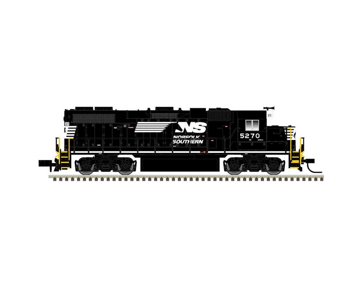 N GP38-2 w DCC NS #5270