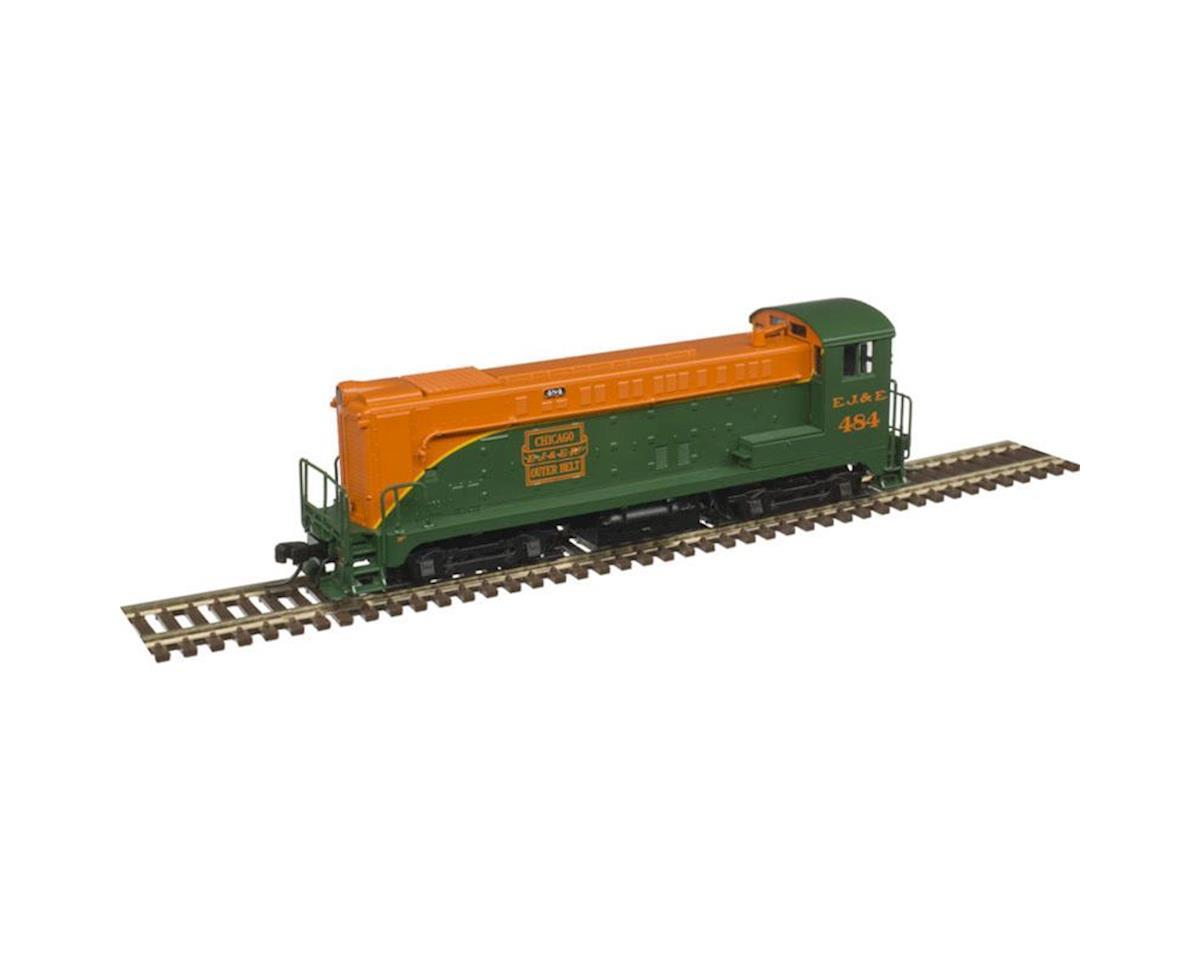 Atlas Railroad N VO-1000 w/DCC, EJ&E #484