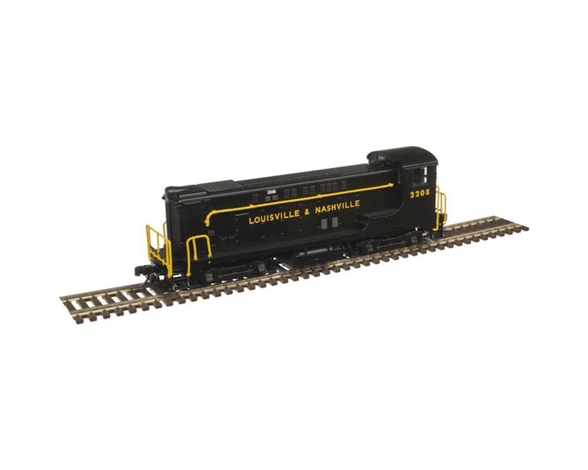 Atlas Railroad N VO-1000 w/DCC, L&N #2208