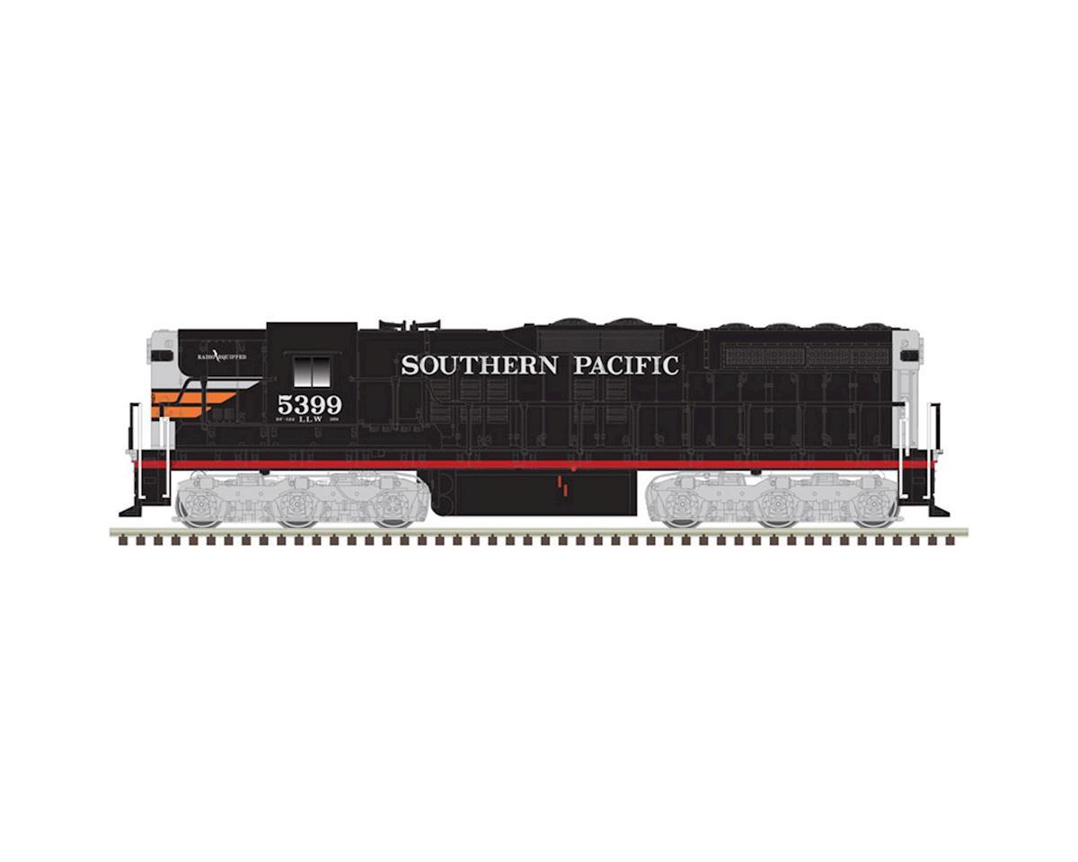 Atlas Railroad N SD9, SP #5399