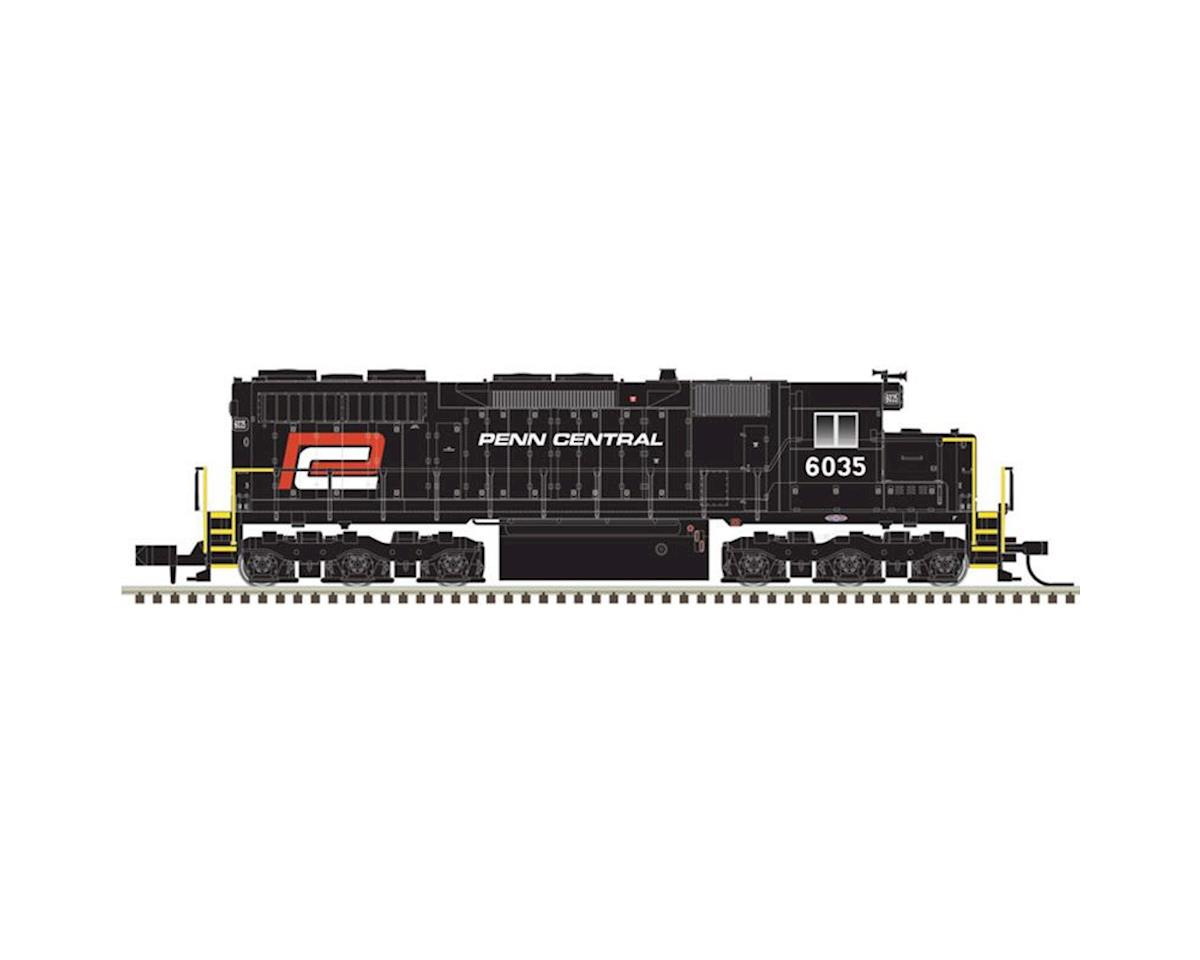 Atlas Railroad N SD35 w/DCC & Sound, PC/Red P #6031