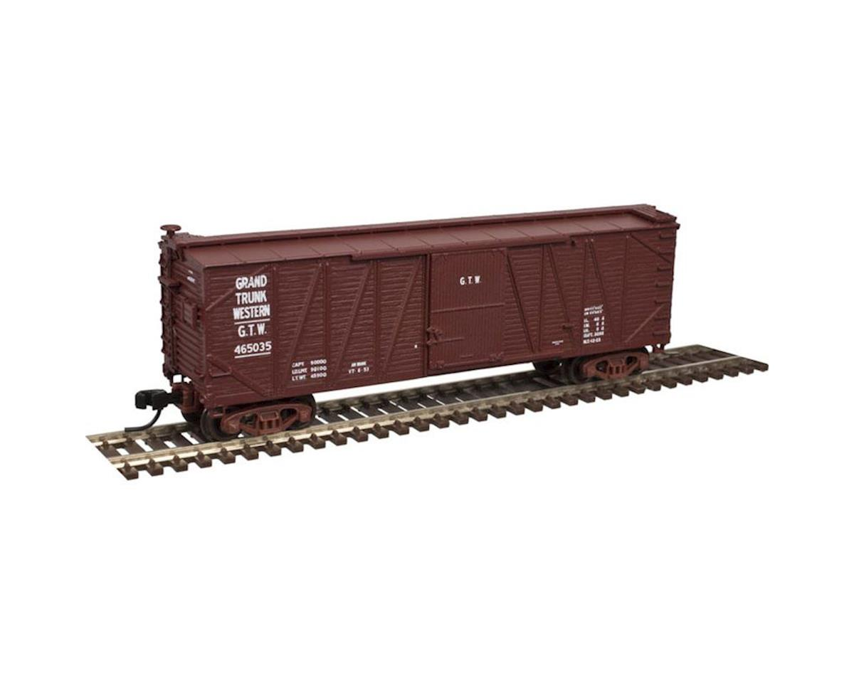 Atlas Railroad N USRA Sheathed Box, GTW #465035