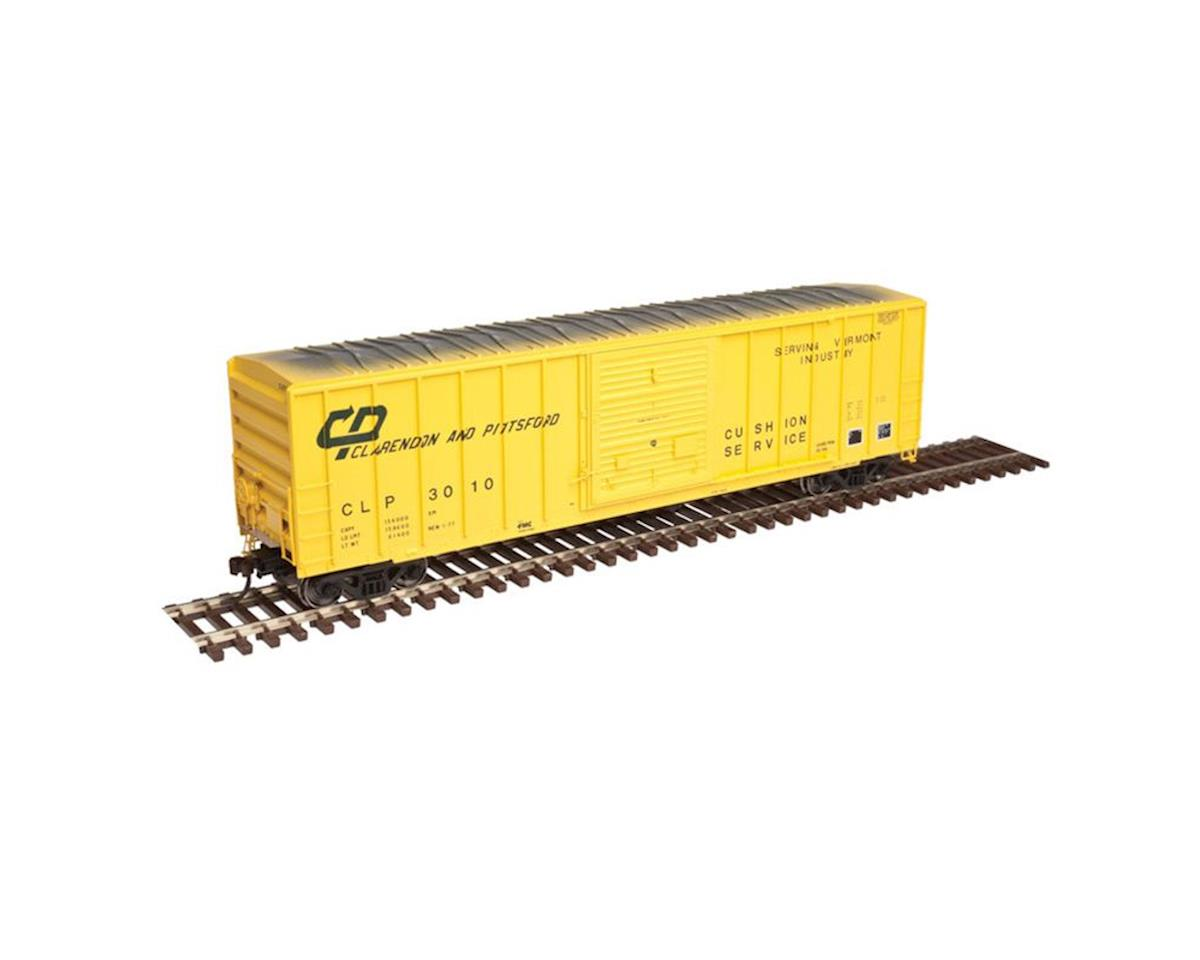 Atlas Railroad N FMC 5077 Single Door Box, CLP #3010