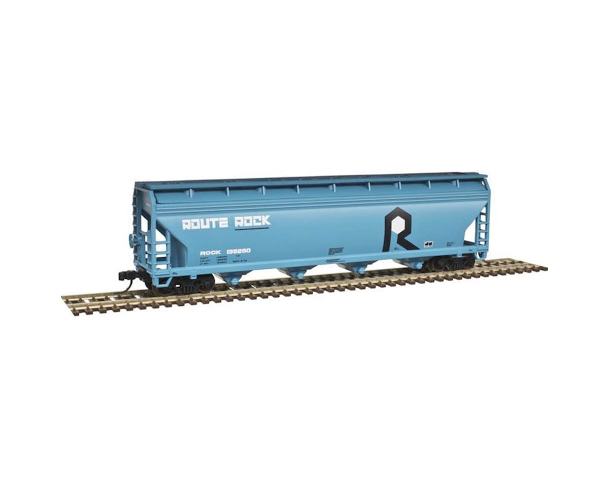 Atlas Railroad N Trainman 5250 Covered Hopper, RI #135000