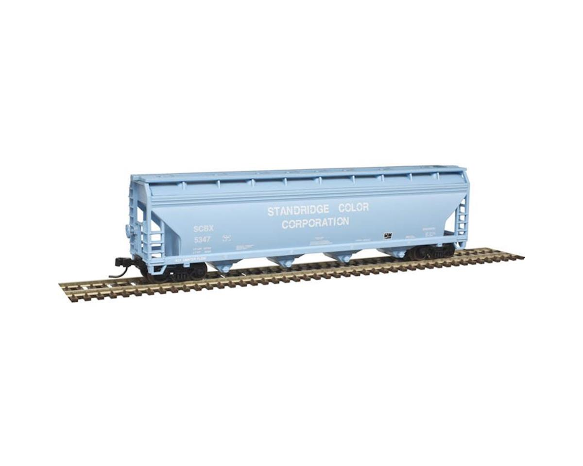 Atlas Railroad N Trainman 5250 Covered Hopper, Standridge #5345