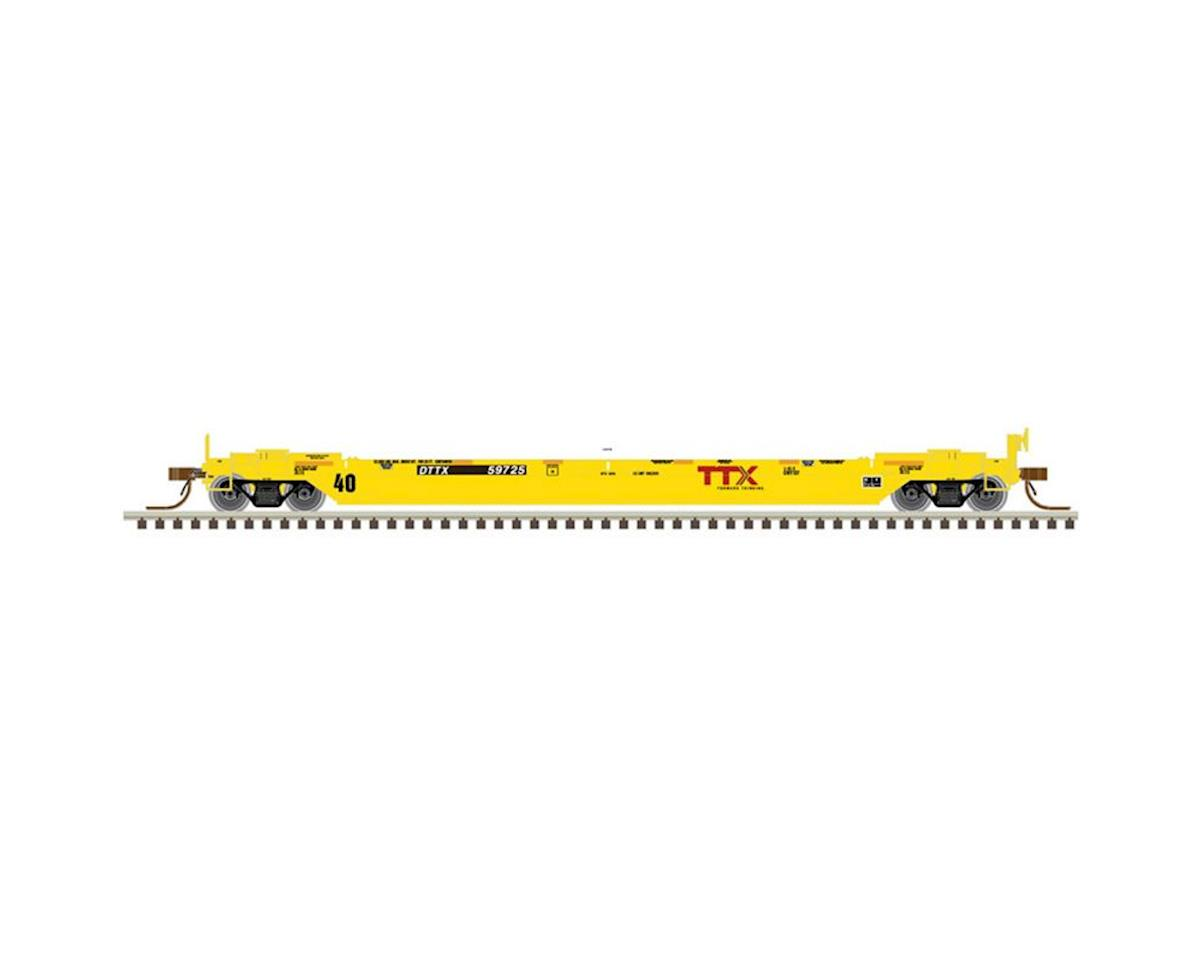 Atlas Railroad N 40' Rebuilt Well, TXX/Forward Thinking 1a #59922