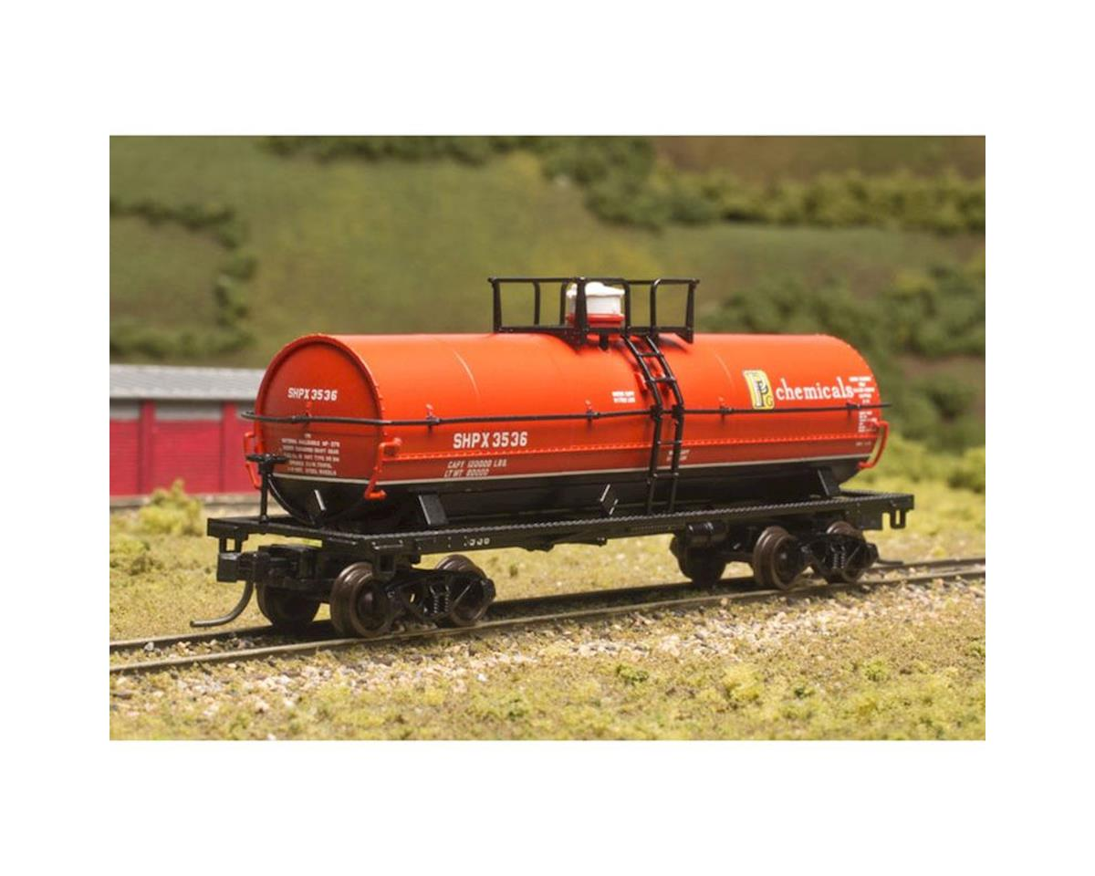 Atlas Railroad N 11,000-Gallon Tank, PPG Chemicals #3536