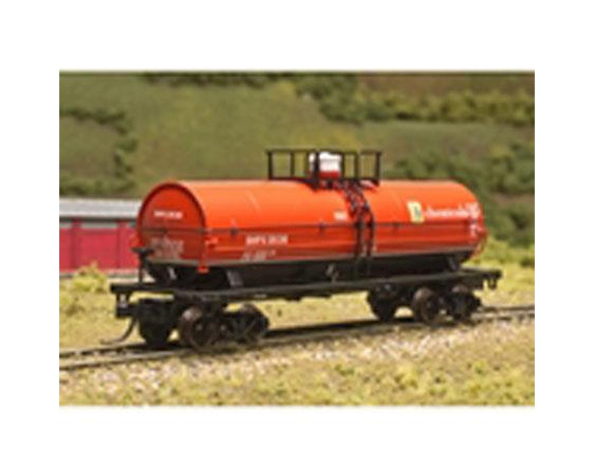 Atlas Railroad N 11,000-Gallon Tank, PPG Chemicals #3545