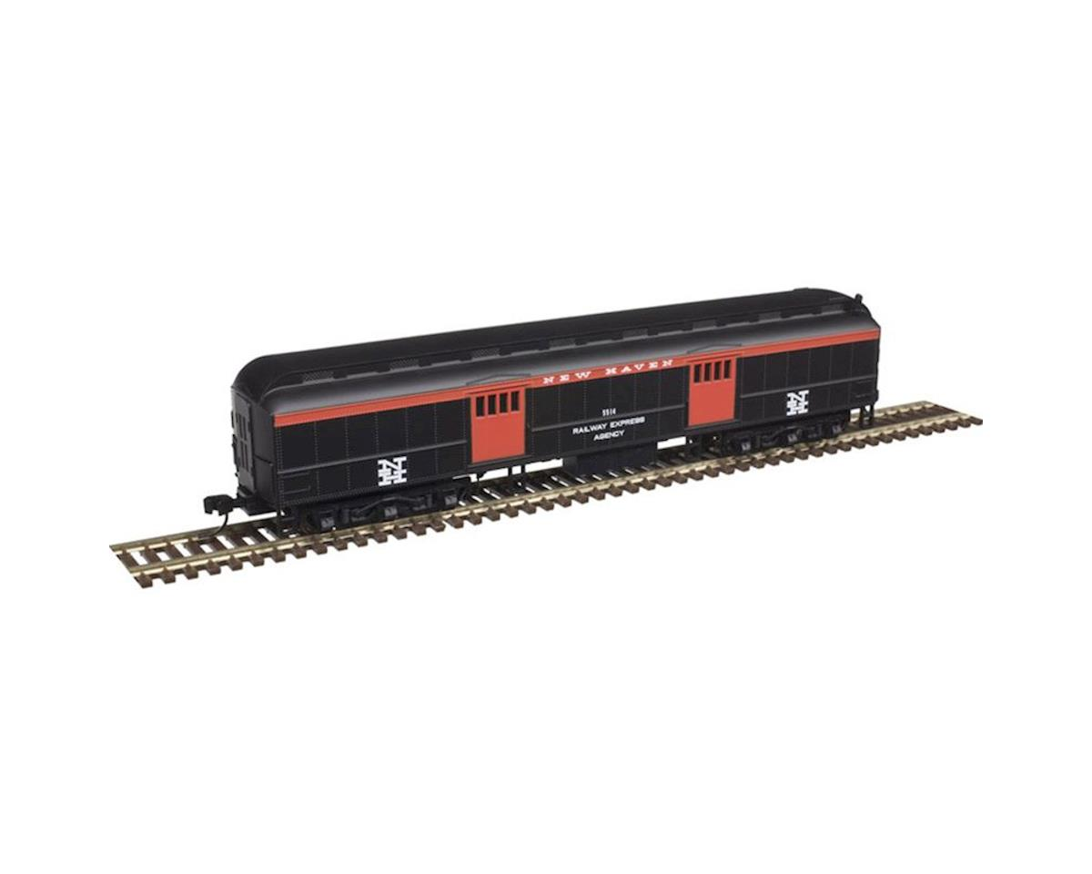 Atlas Railroad N Trainman 60' Baggage Car, NH #5502