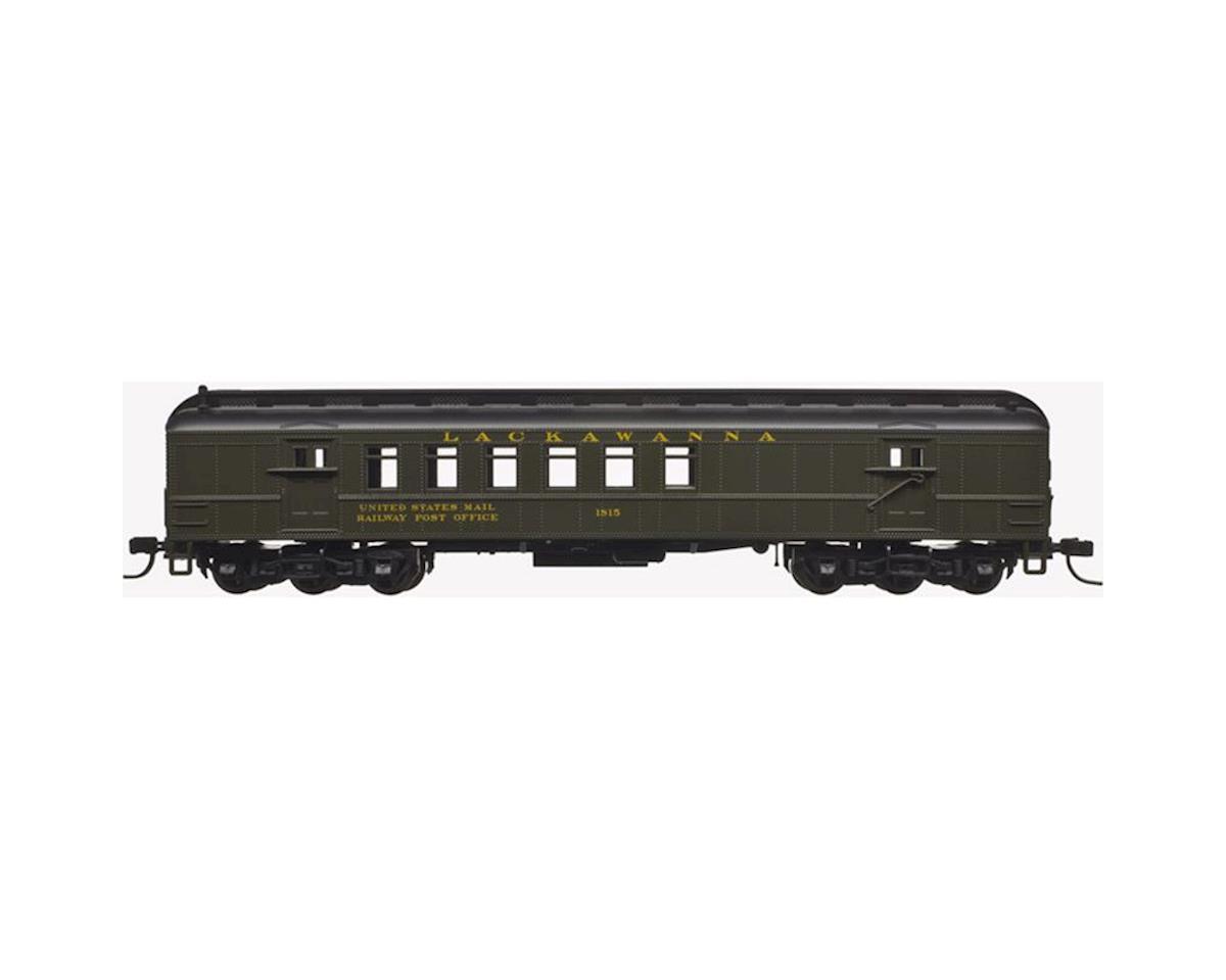 Atlas Railroad N Trainman 60' RPO Car, DL&W #1811