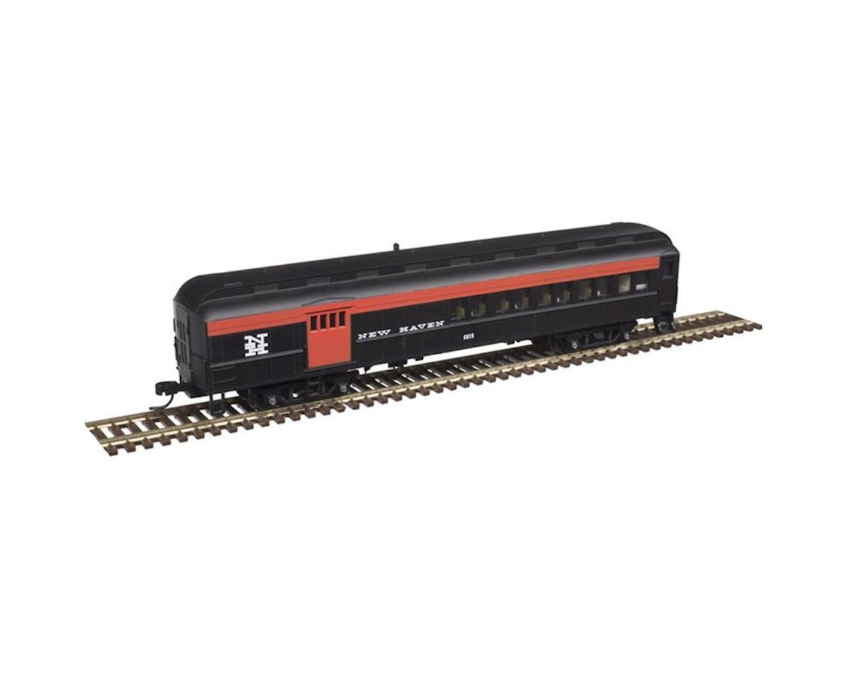 Atlas Railroad N Trainman 60' Combine, NH #6015