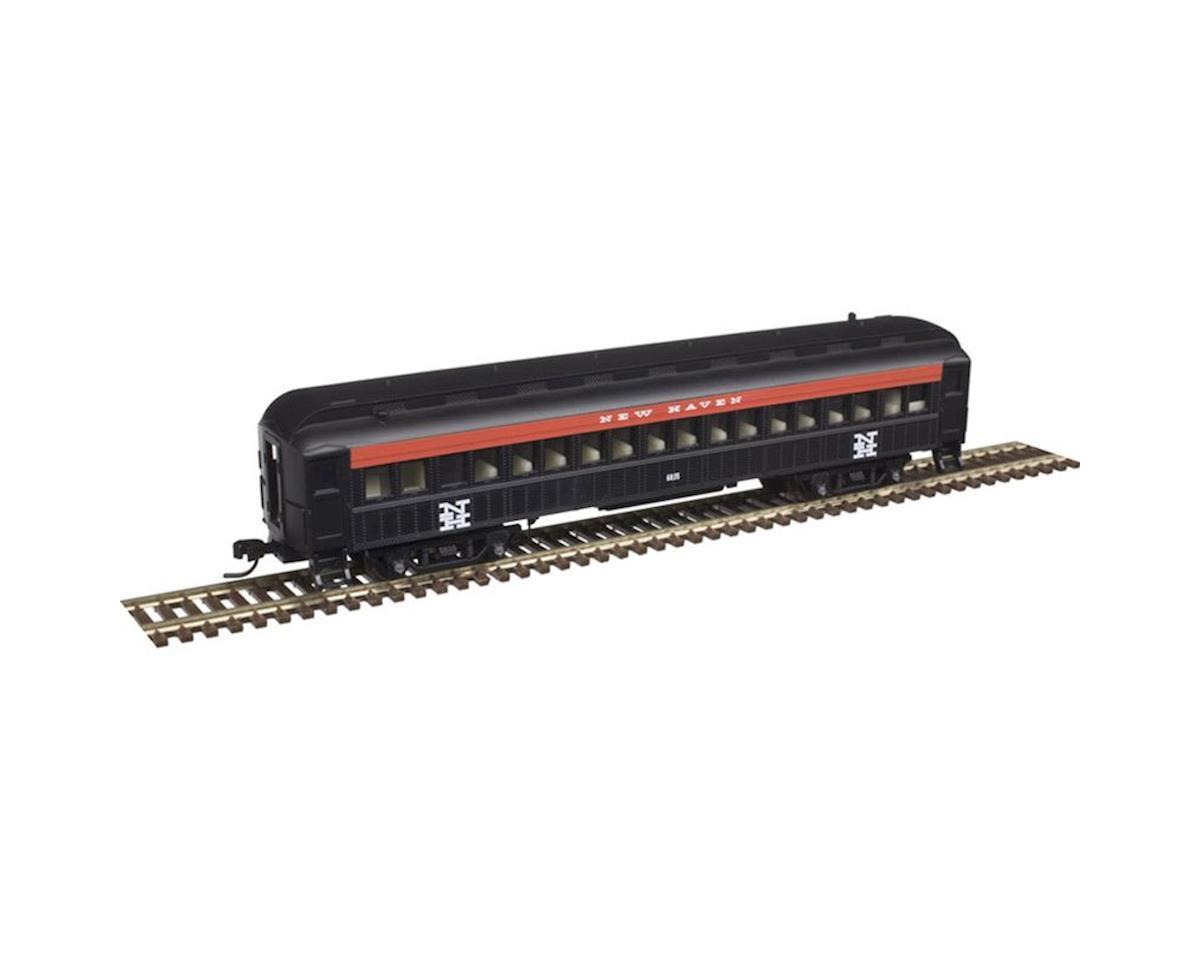 Atlas Railroad N Trainman 60' Coach, NH #6843