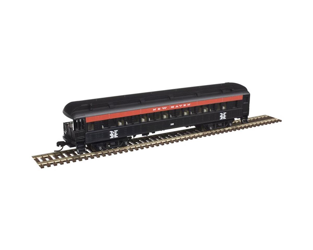 Atlas Railroad N Trainman 60' Observation, NH #2092