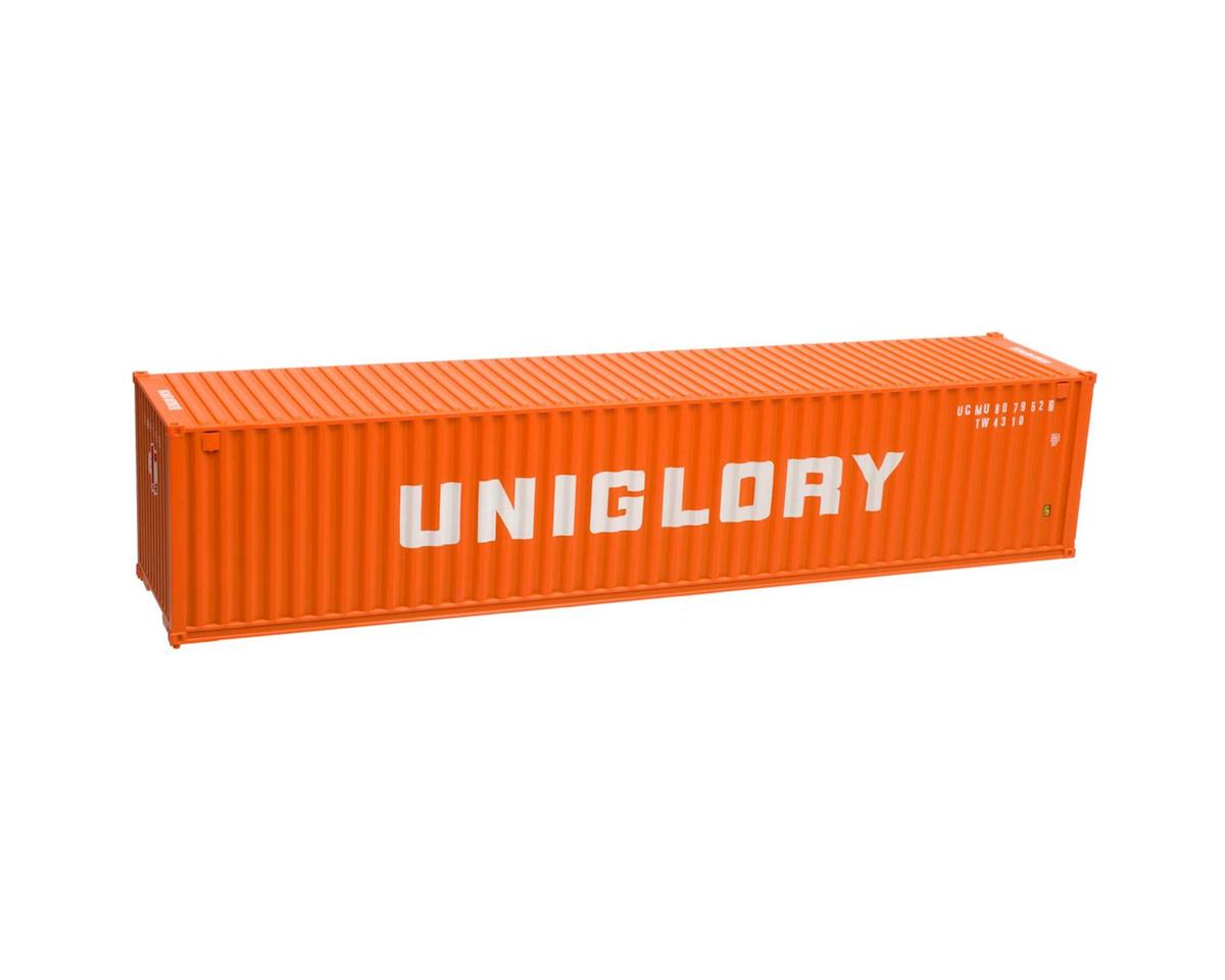 Atlas Railroad N 40' Container, Uniglory Set #2