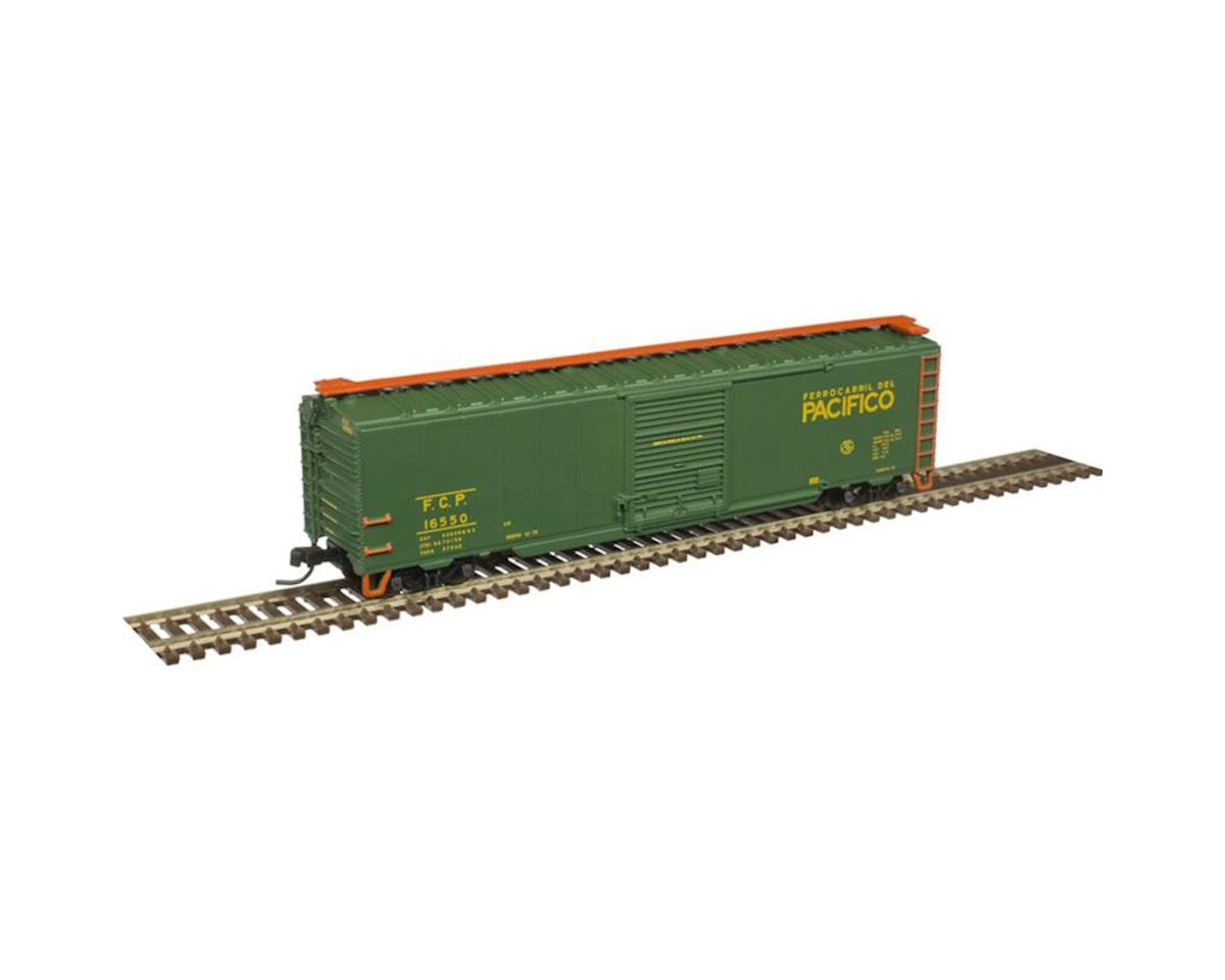 Atlas Railroad N TM 50' SD Box, FerrocarrilDelPacifico#16579