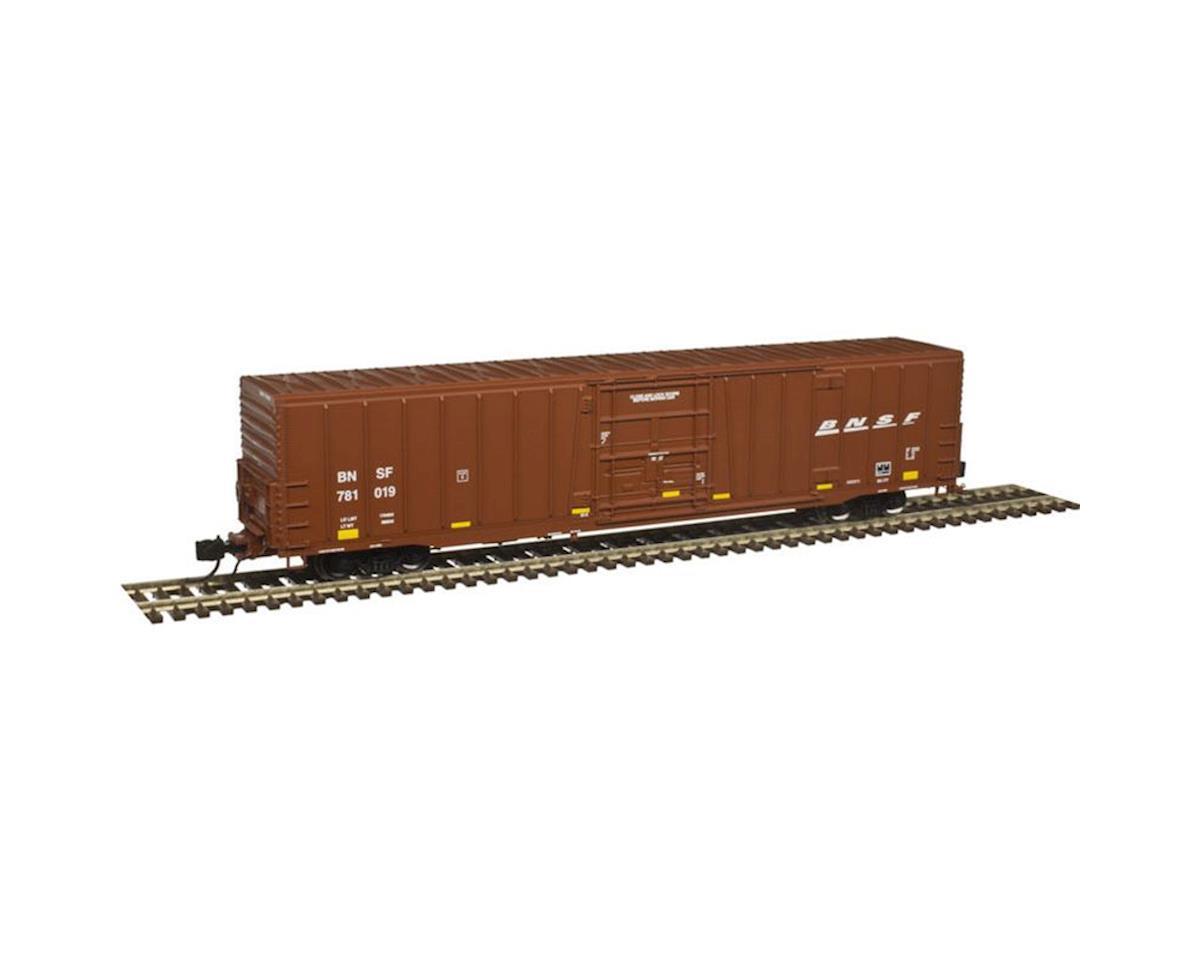 Atlas Railroad N BX-177 Box, BNSF/Swoosh Logo #781403
