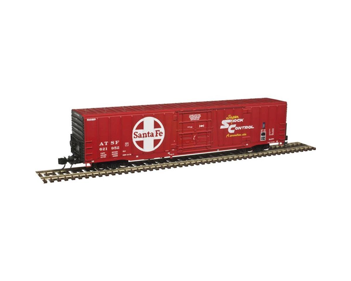 Atlas Railroad N BX-177 Box, SF/Original Paint #621701