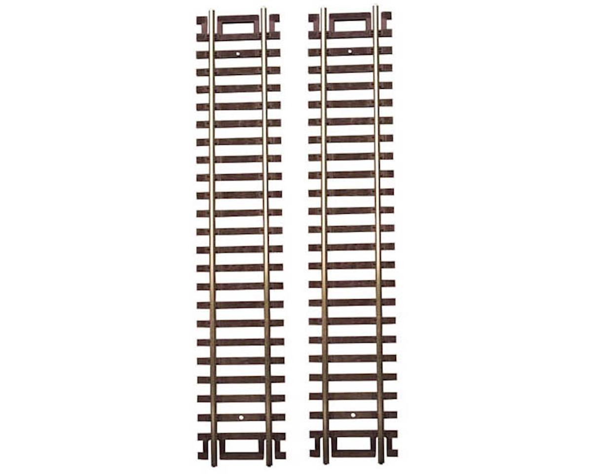 "Atlas Railroad HO-Gauge Code 83 Snap-Track 6"" Straight (2)"