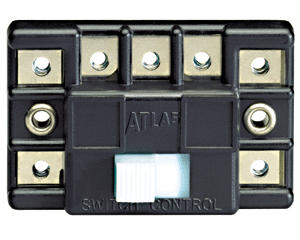 Atlas Railroad Switch Control Box