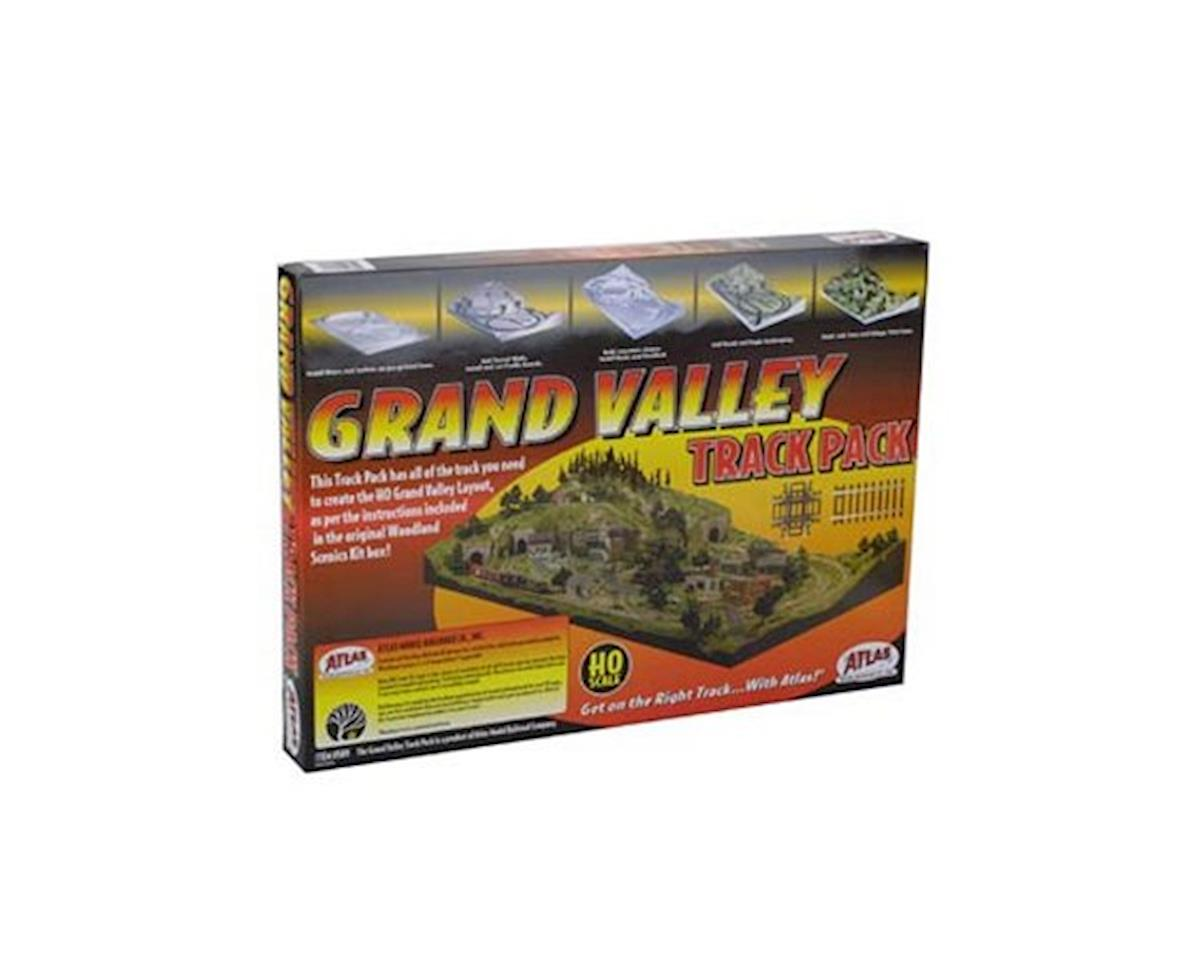 Atlas Railroad HO Grand Valley Track Pack