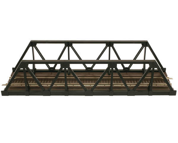 Atlas Model Railroad HO-Gauge Code 83 Snap-Track Warren Truss Bridge