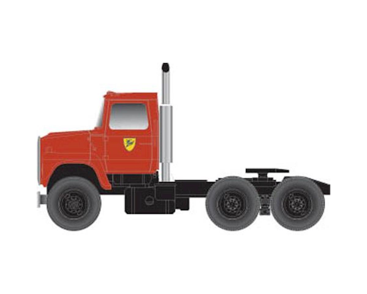 Atlas Railroad N 1984 Ford 9000 Tractor, D&H (2)
