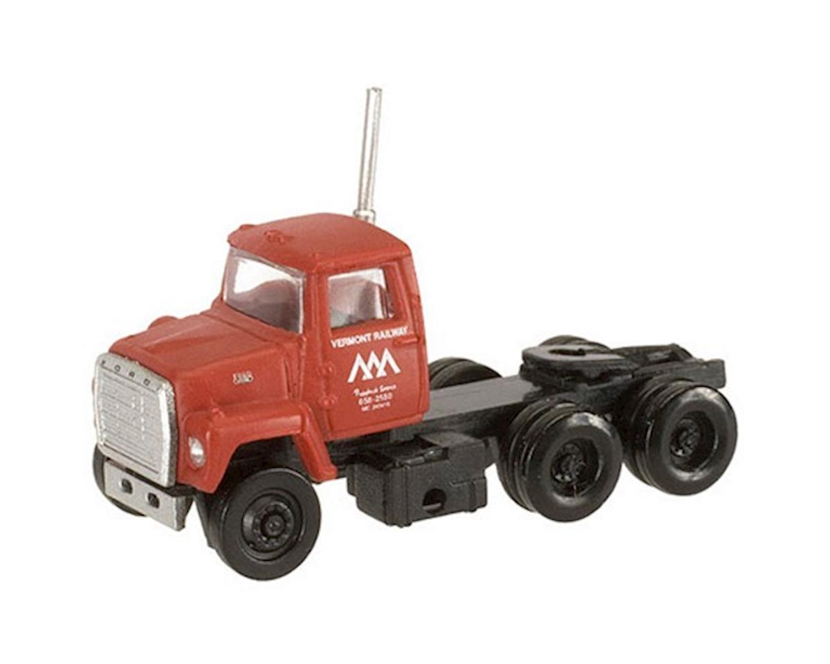 Atlas Railroad N 1984 Ford 9000 Tractor, VTR (2)