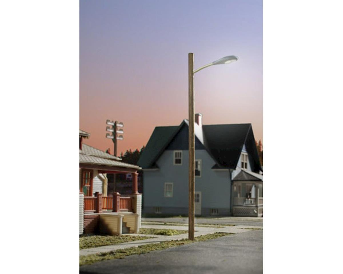 Atlas Railroad HO Lighting System, Street/Parking Lot Light