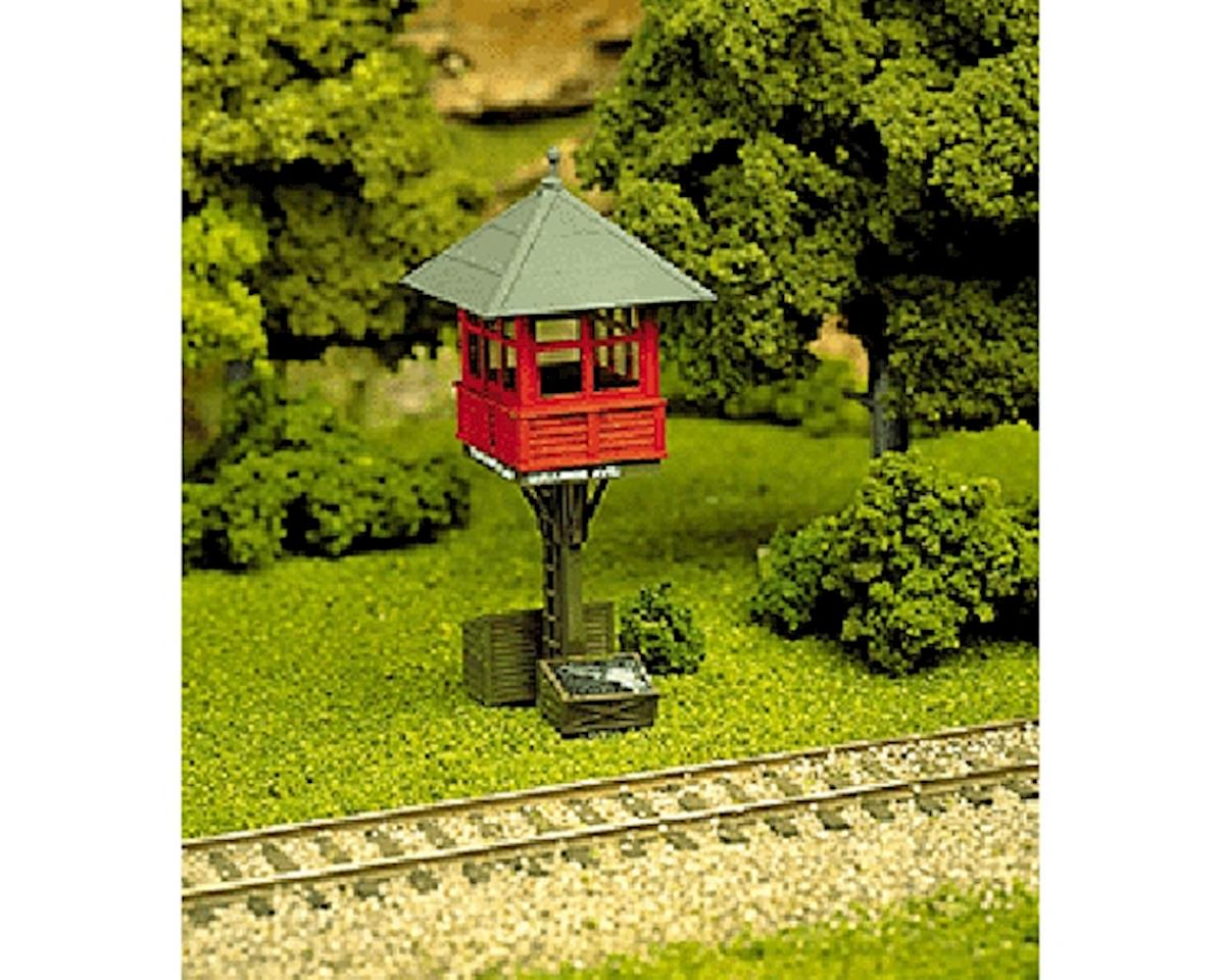 HO KIT Elevated Gate Tower by Atlas Railroad
