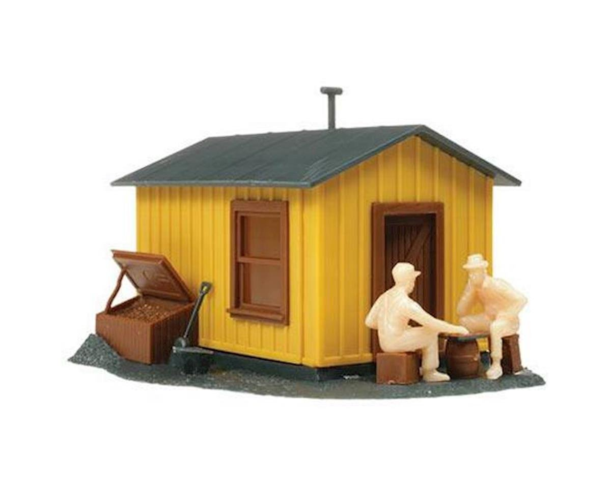 Atlas Railroad HO KIT Trackside Shanty