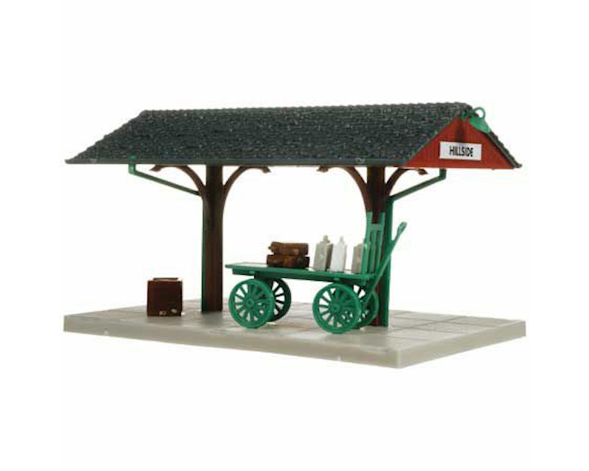 Atlas Railroad HO KIT Station Platform