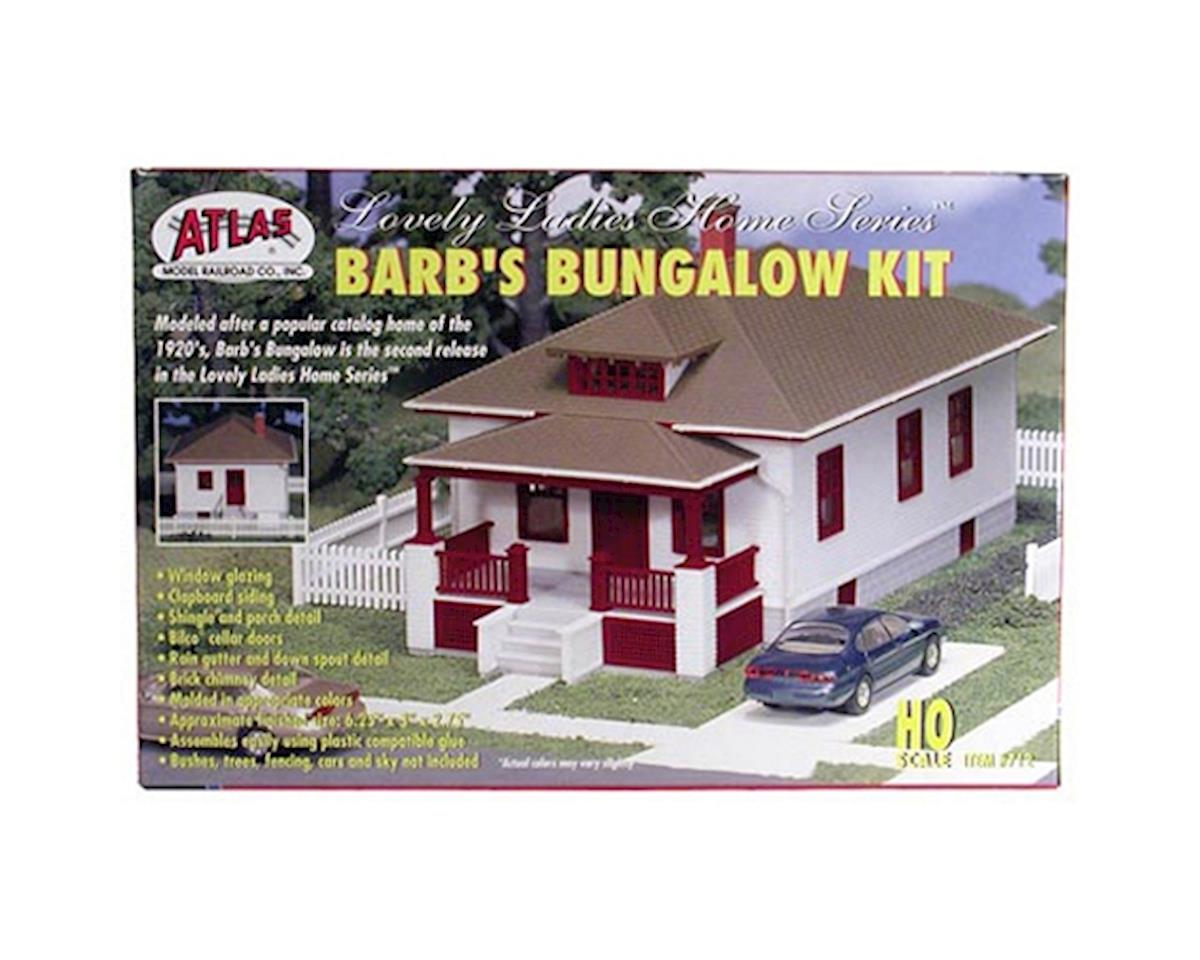 Atlas Railroad HO KIT Barb's Bungalow