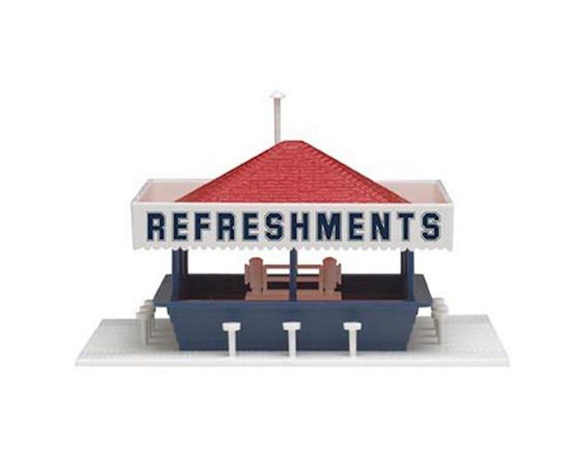HO KIT Refreshment Stand by Atlas Railroad