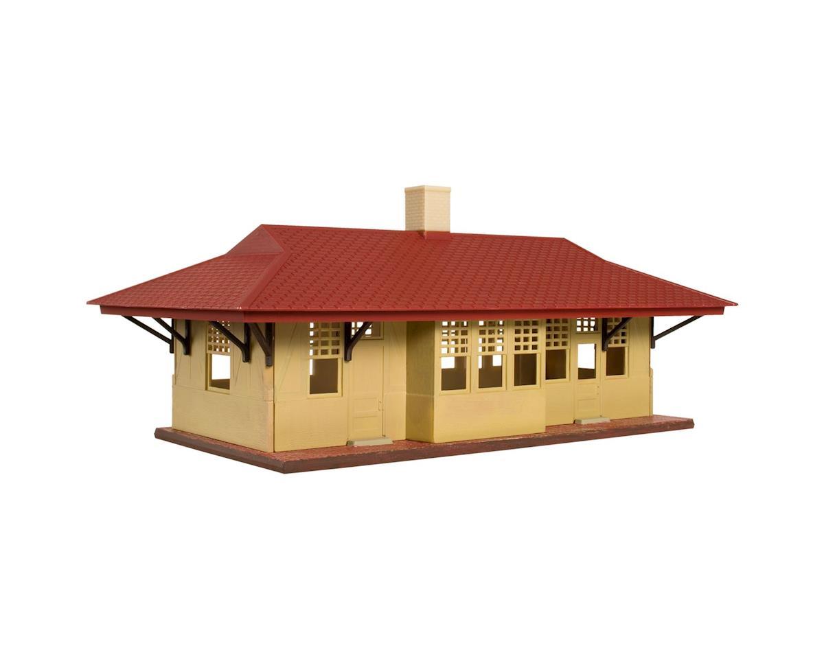 Atlas Railroad HO KIT Trainman Rural Station