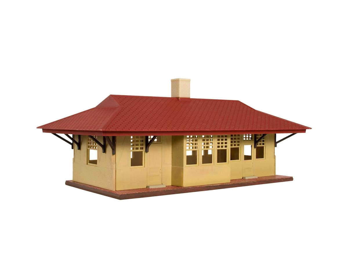 HO KIT Trainman Rural Station by Atlas Railroad