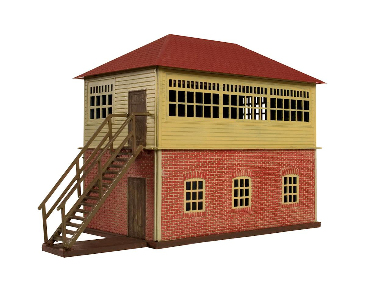 HO KIT Trainman Interlocking Tower by Atlas Railroad