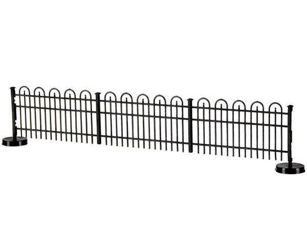 "Atlas Railroad HO-Scale 35"" Hairpin Fence"