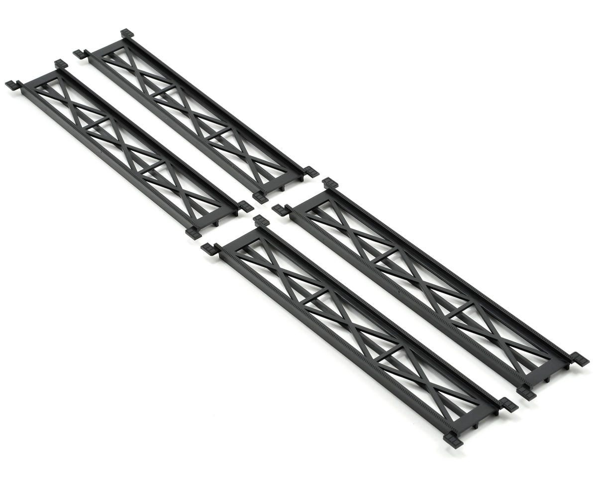 Atlas Railroad HO-Scale Pier Girder Set (4)