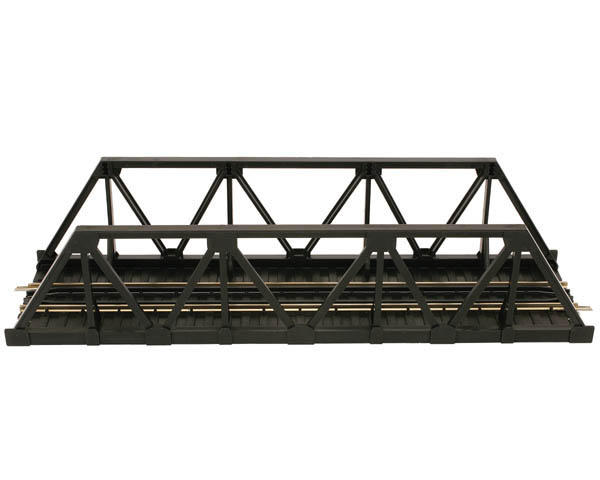 HO-Gauge Code 100 Snap-Track Warren Truss Bridge