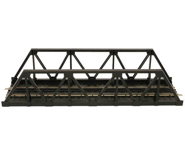 Atlas Model Railroad HO-Gauge Code 100 Snap-Track Warren Truss Bridge