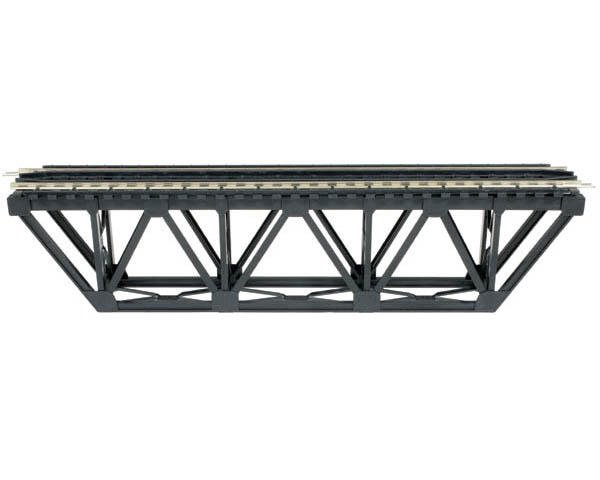 Atlas Railroad HO-Gauge Code 100 Snap-Track Deck Truss Bridge