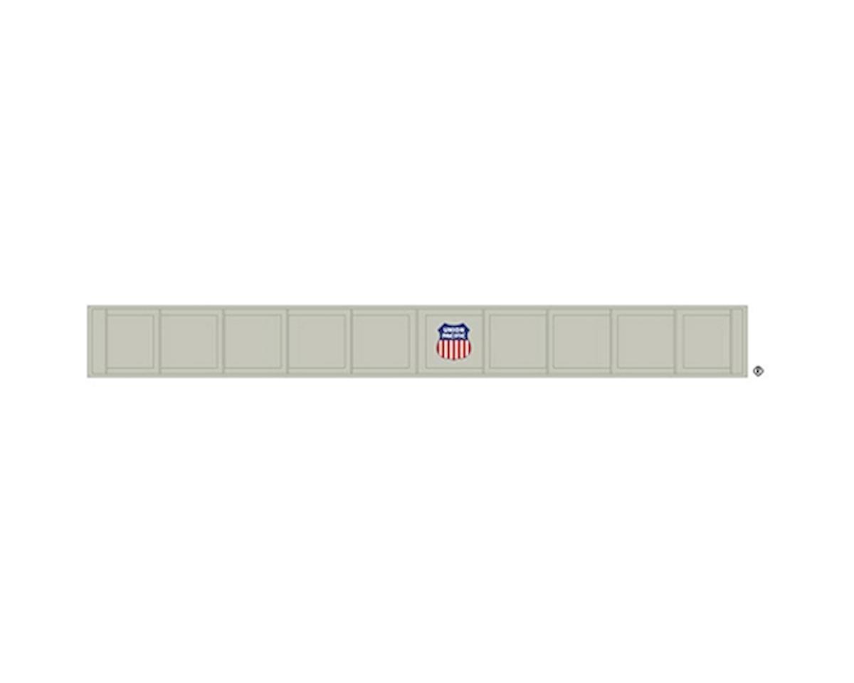 Atlas Railroad HO Code 100 Plate Girder Bridge, UP