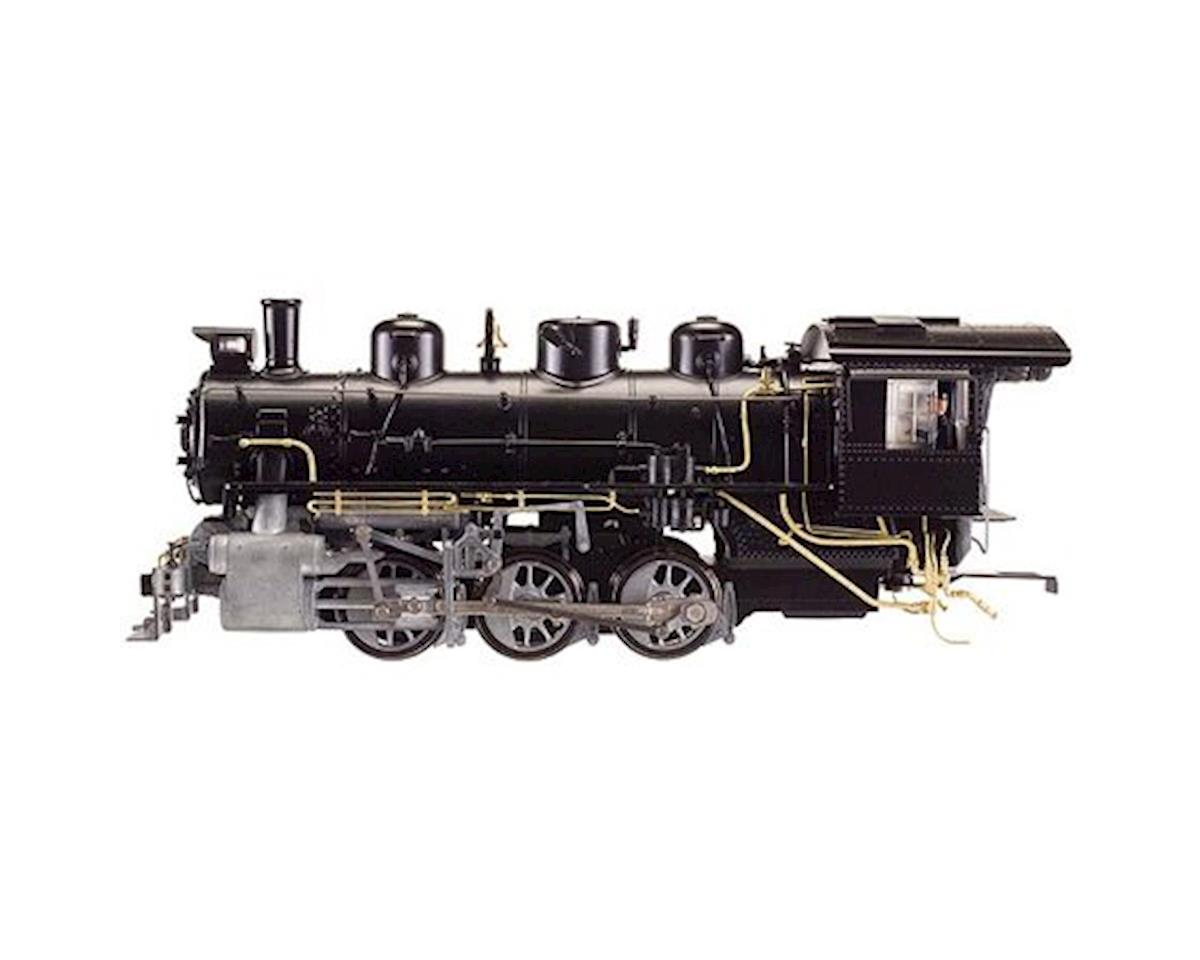 Atlas O O USRA 0-6-0 w/TMCC, Painted/Unlettered