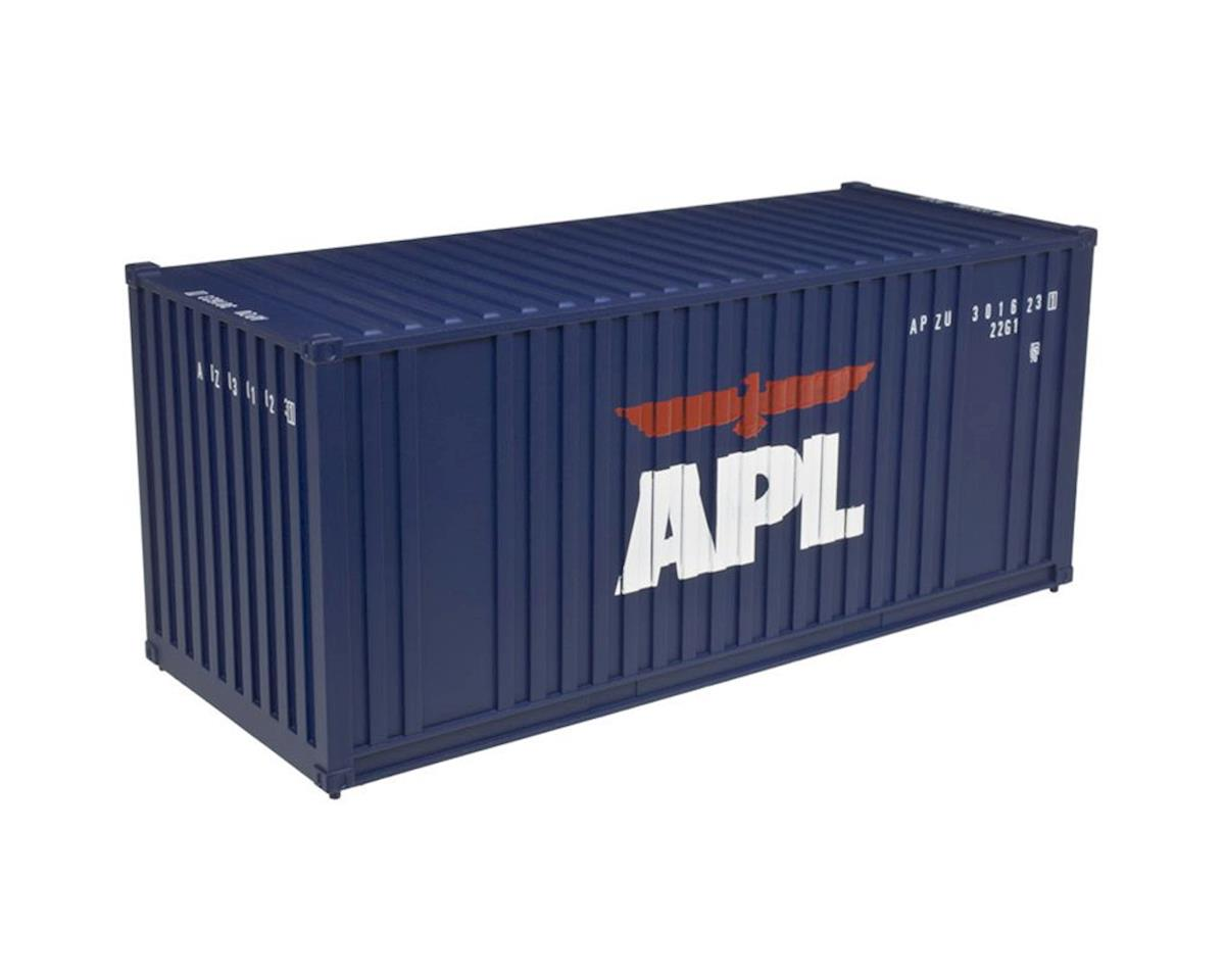 Atlas O O Trainman 20' Container, American President Lines