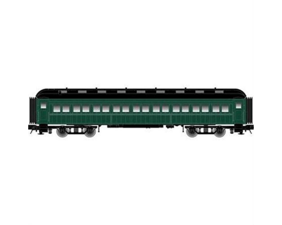 Atlas O O Trainman 60' Coach, Unlettered (2R)