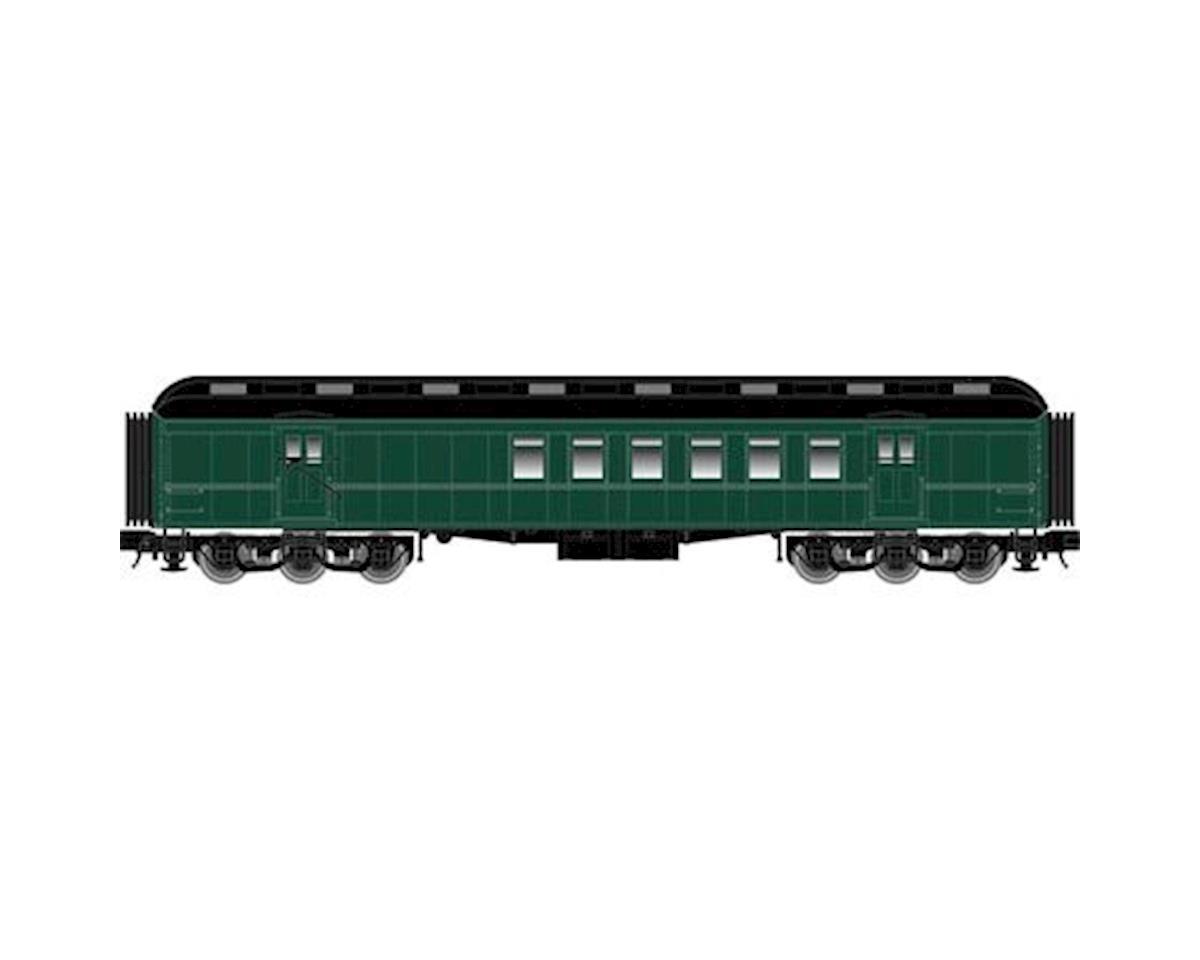 Atlas O O Trainman 60' RPO Car, Unlettered (2R)