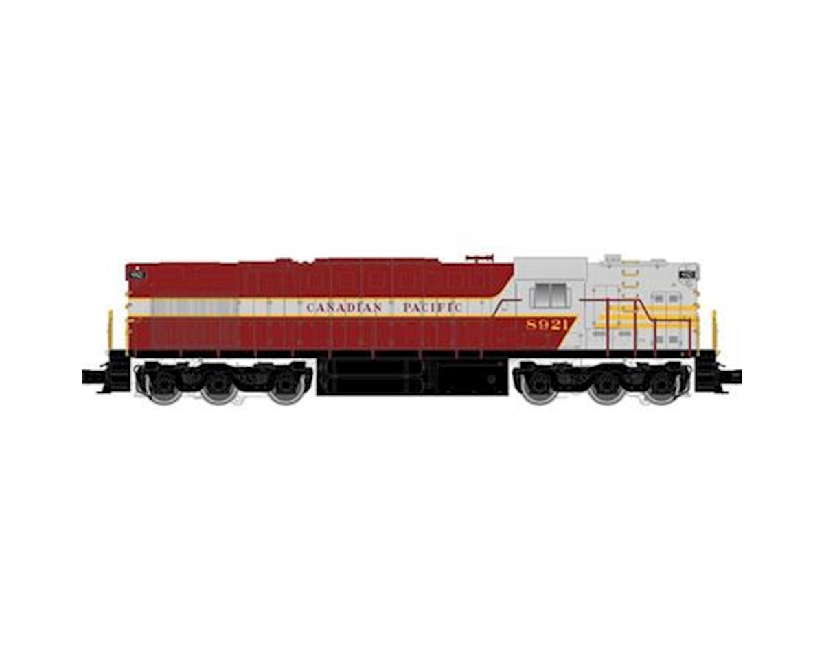 O Trainman RSD7/15, CPR #8921