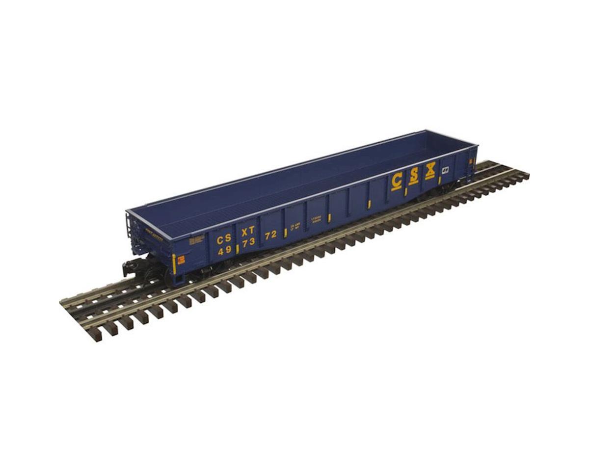 "Atlas O O Trainman 52'6"" Gondola, CSX"