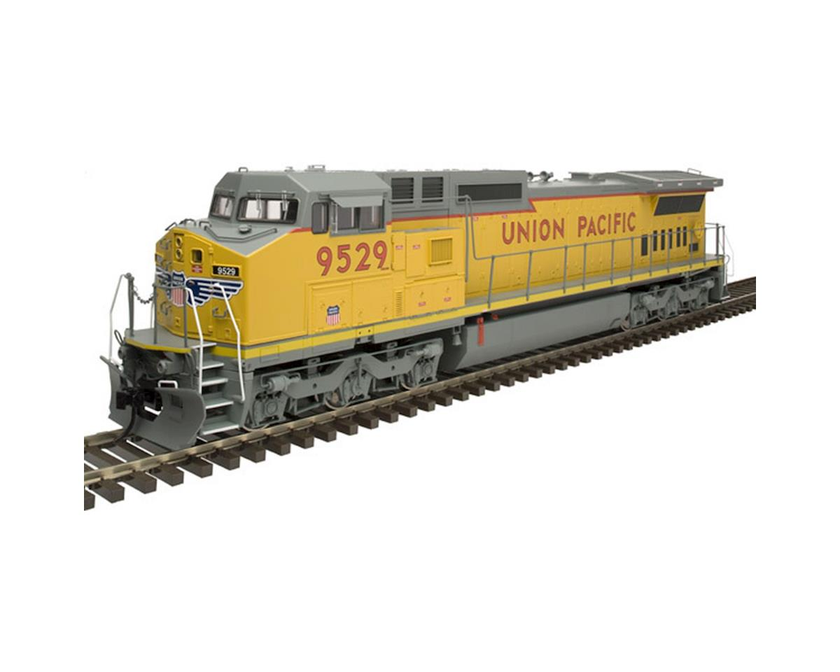 Atlas O O TrainMan Dash 8-40CW, UP #9529