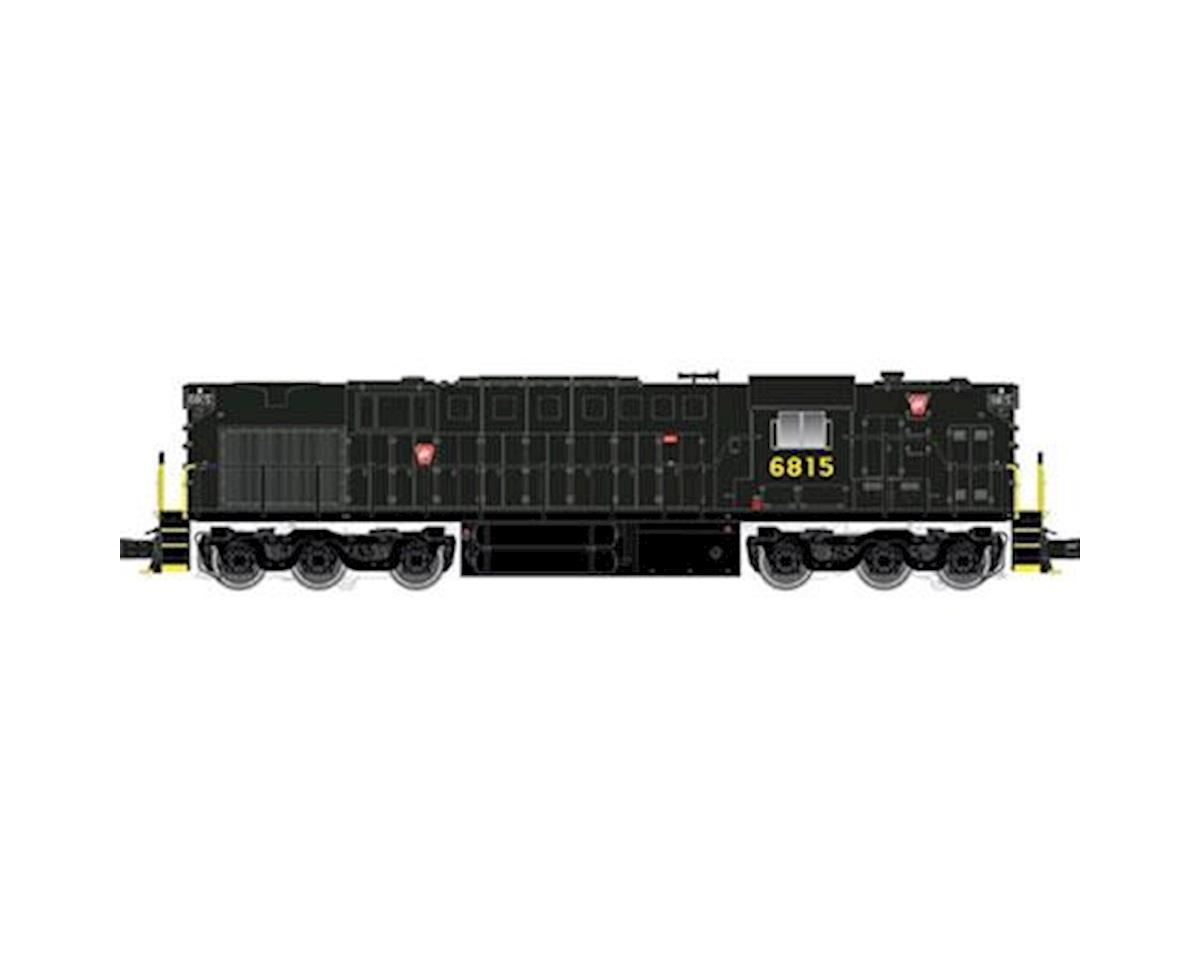 Atlas O O Trainman RSD7/15 with TMCC, PRR #6811